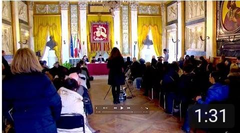 The Genoa Municipality Channel - FIM - Fiera Internazionale della Musica (26.01.2015)
