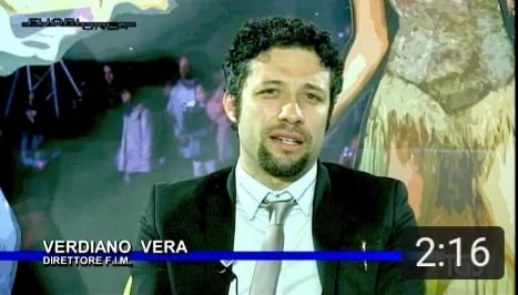 TG3 - Fuori Linea - Un mondo di musica a Genova (16.05.2014)